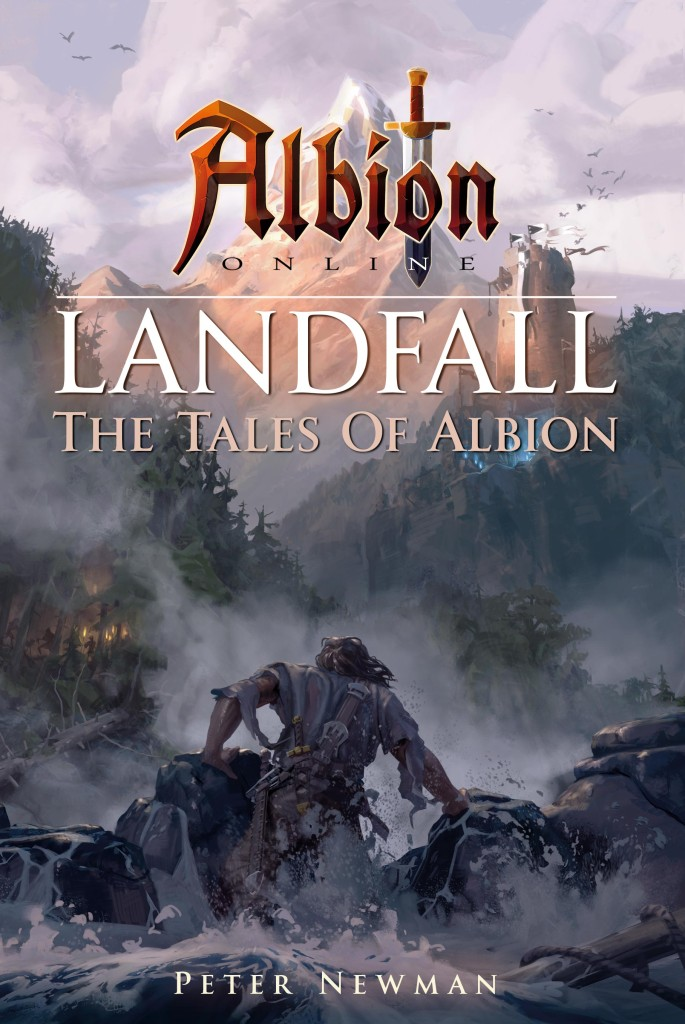 книга albion online - landfall by peter newman